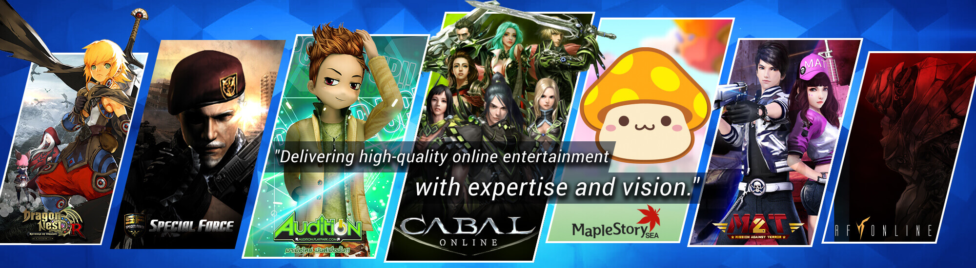 Asiasoft Corporation - The Online Entertainment Leader in Southeast Asia