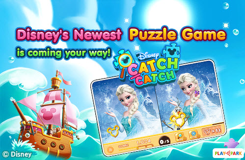 disney newest puzzle game